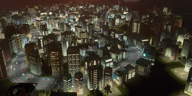 Cities: Skylines After Dark - Release-Termin und Screenshots zum Addon (10)
