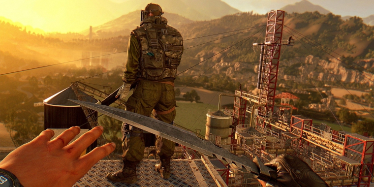 Dying Light The Following - Zombies, Buggys und neue Karte samt Handlung (1)