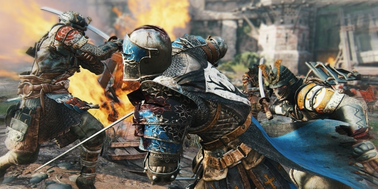 For Honor: Closed-Alpha nur mit Controller spielbar