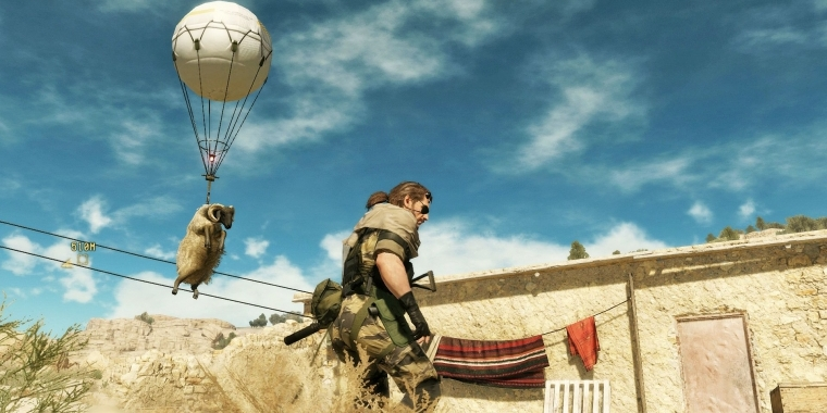 Metal Gear Solid 5: The Phantom Pain - Grafikvergleich Playstation 4 vs. PS3