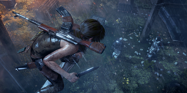 Rise of the Tomb Raider: Square-Enix-US-CEO deutet Fortsetzung an (1)