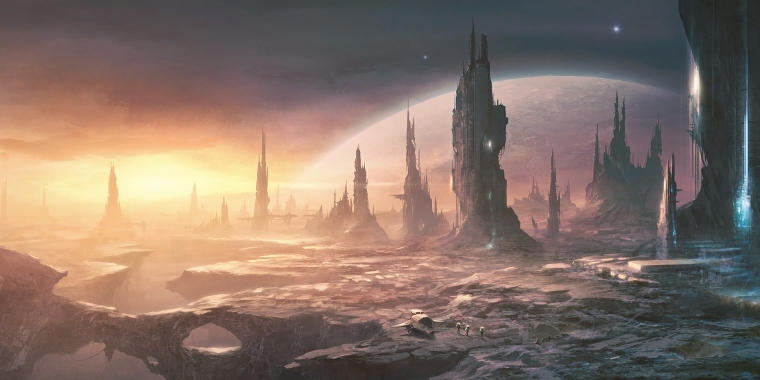 Stellaris: Crusader Kings mit futuristischem Setting?