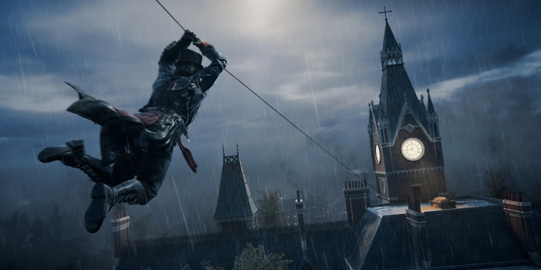 Assassin's Creed: Syndicate - Patch 1.4 behebt Grafikfehler und mehr