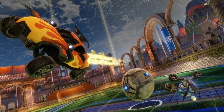 "Rocket League: Umfangreiches DLC-Paket ""Revenge of the Battle-Cars"" erscheint im Oktober"