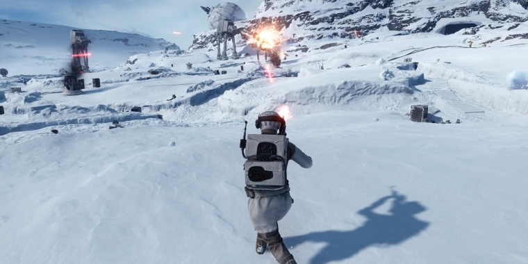 Battlefront Beta Ende
