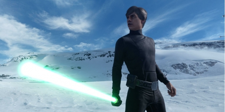Star Wars: Battlefront bietet schon in der Beta Easter-Eggs.