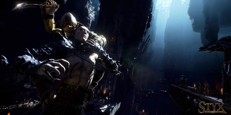 Styx: Shards of Darkness - Schleich-Sequel mit Unreal Engine 4