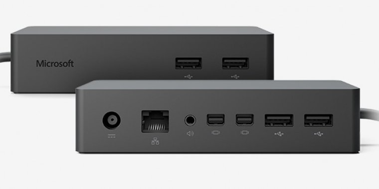 Surface Dock F 252 R Surface 4 Pro Und Surface Book Kann Bei