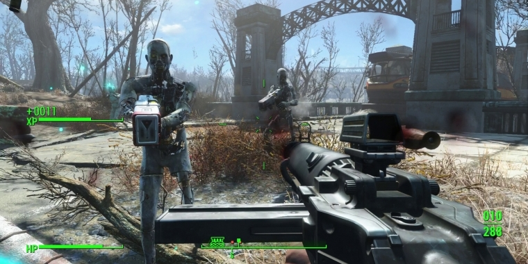 Fallout 4 on PS4 Official PlayStation Store US