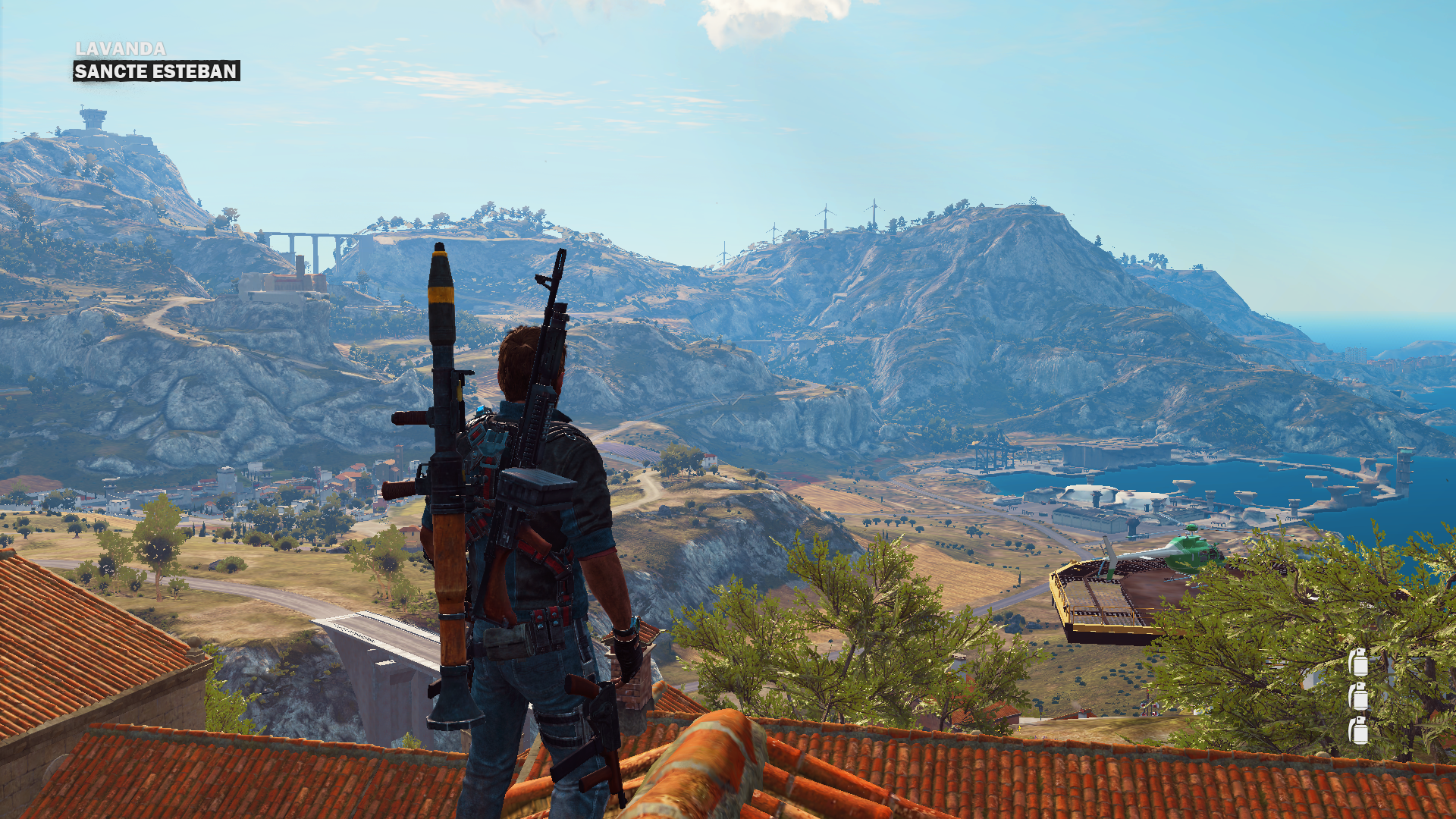 Just Cause 3 Lowest-pcgh