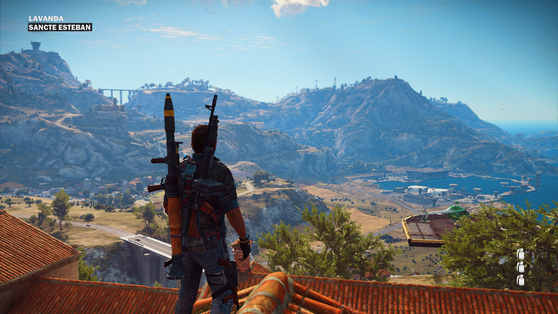 Just Cause 3 maxed-pcgh