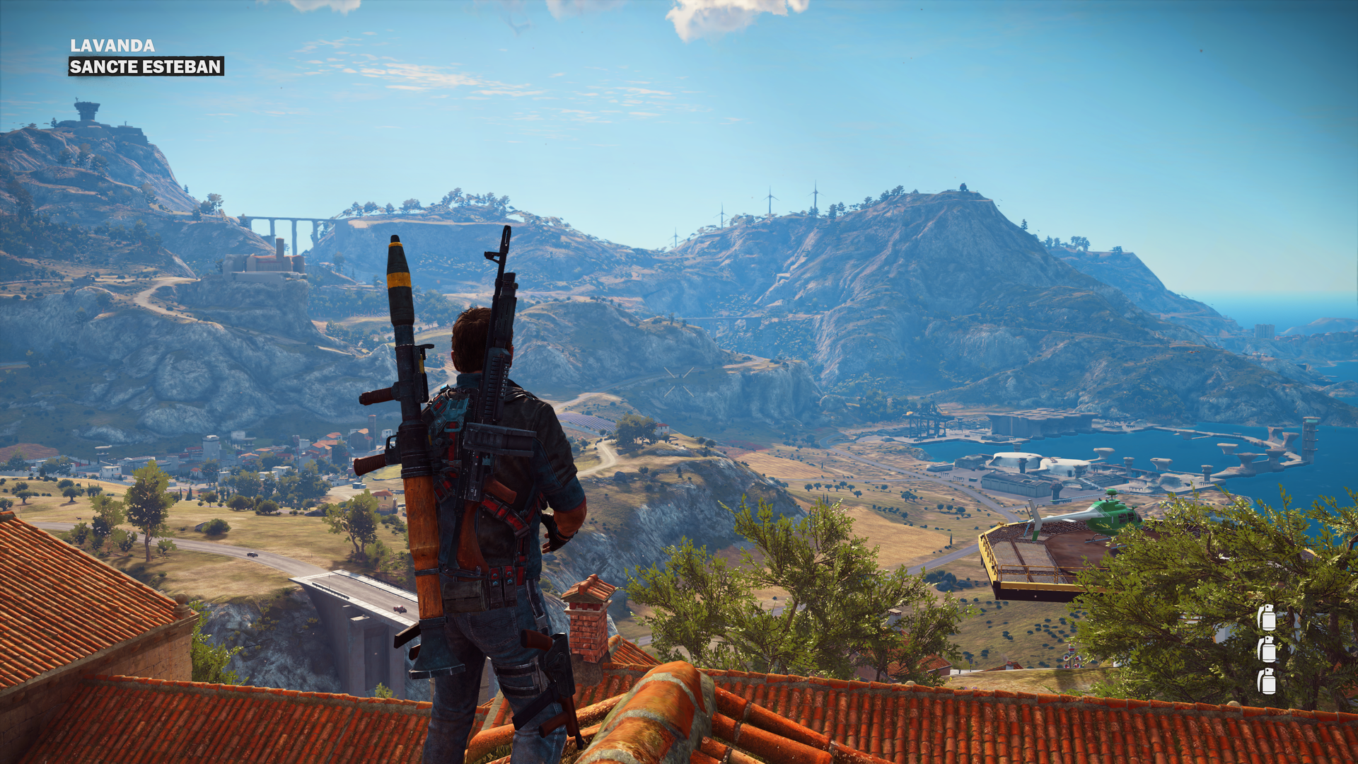 Just Cause 3 maxed und downsampled-pcgh