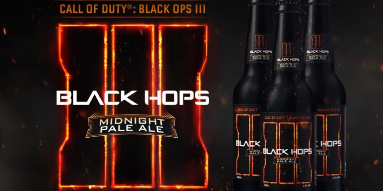 Call of Duty: Black Ops 3 - Black-Hops-Bier wird teuer