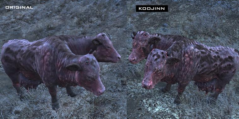 Fallout 4: Neue Textur-Mods verbessern die Grafik des