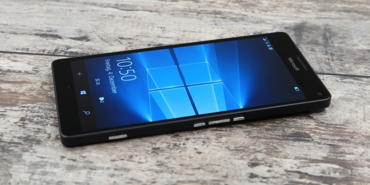Windows 10 Mobile: Erstes kumulatives Update ist da mit Build 10586.29