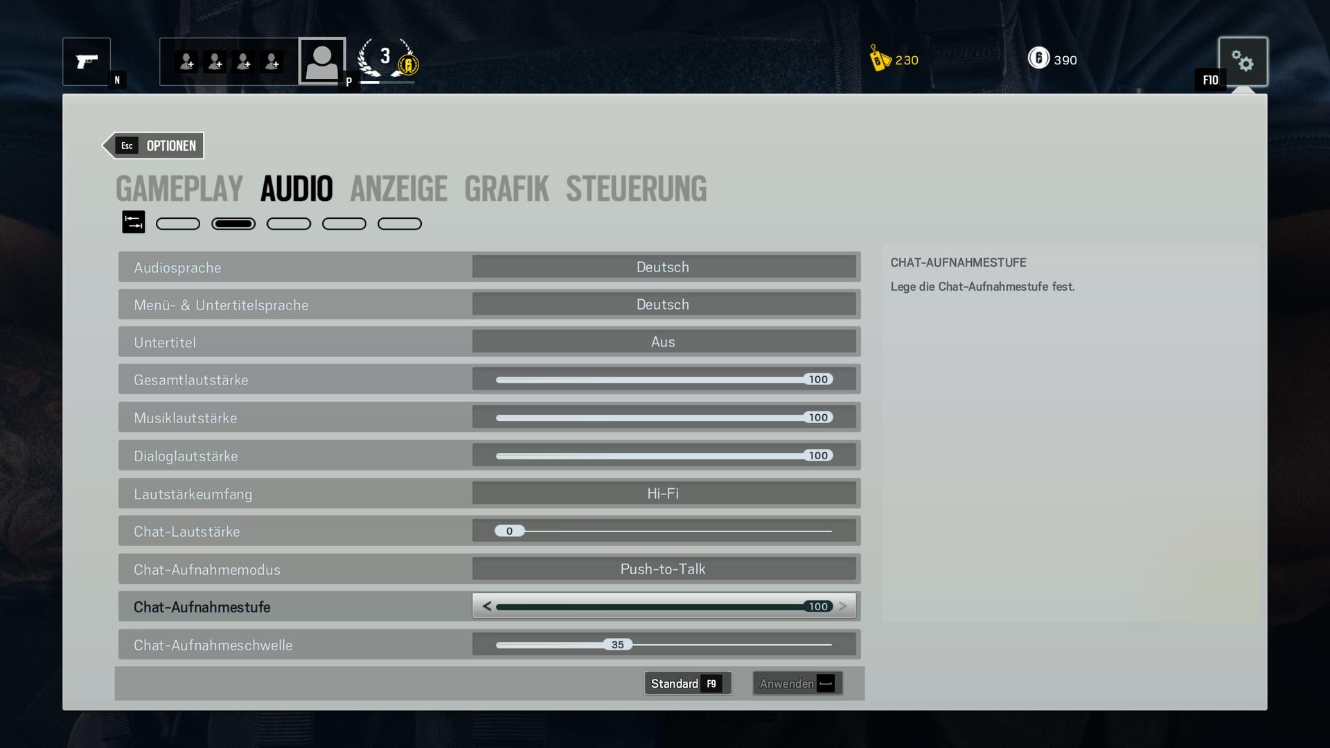 Rainbow Six Siege PC - Technik-Test mit Benchmarks und Tuning