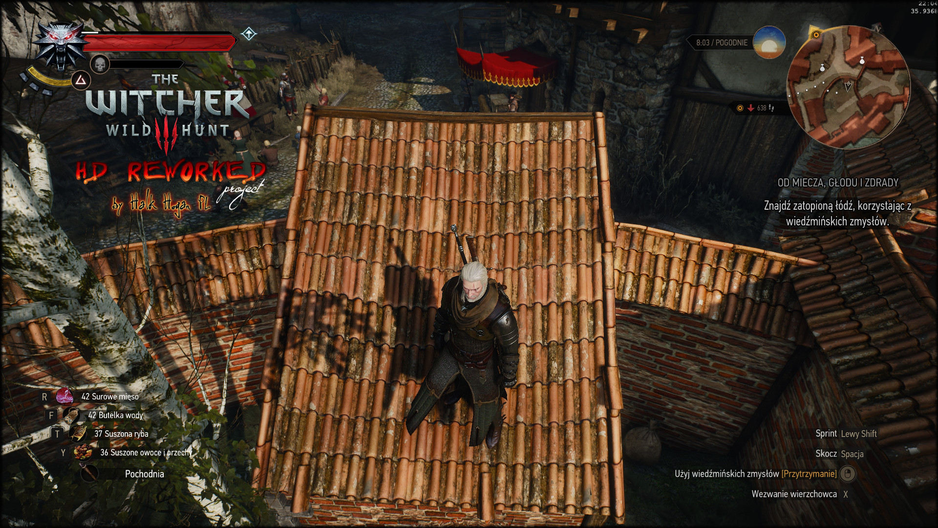 The Witcher 3: Mods für HD-Umgebungstexturen und LoD [Update