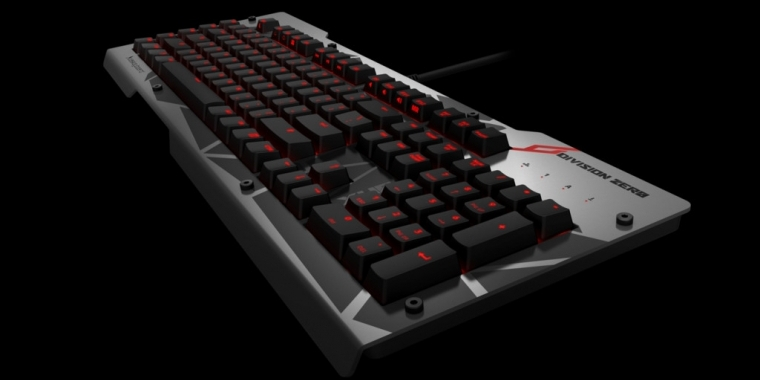 Das Keyboard X40 Pro Gaming 4