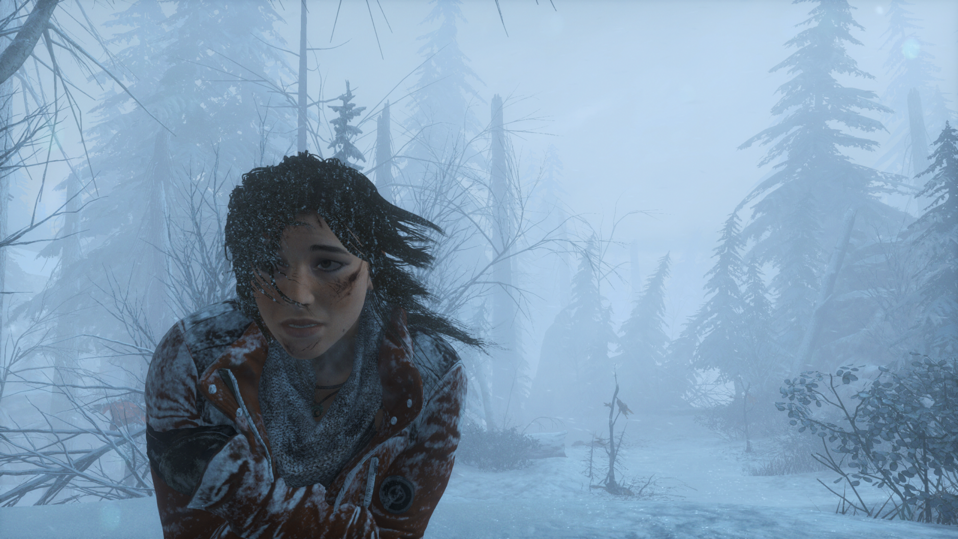 Rise of the Tomb Raider - Pure Hair - On-pcgh