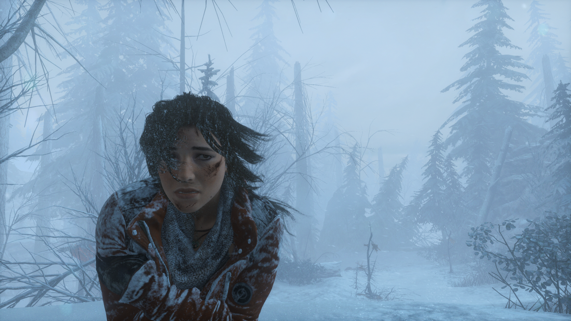 Rise of the Tomb Raider - Pure Hair - Very High-pcgh