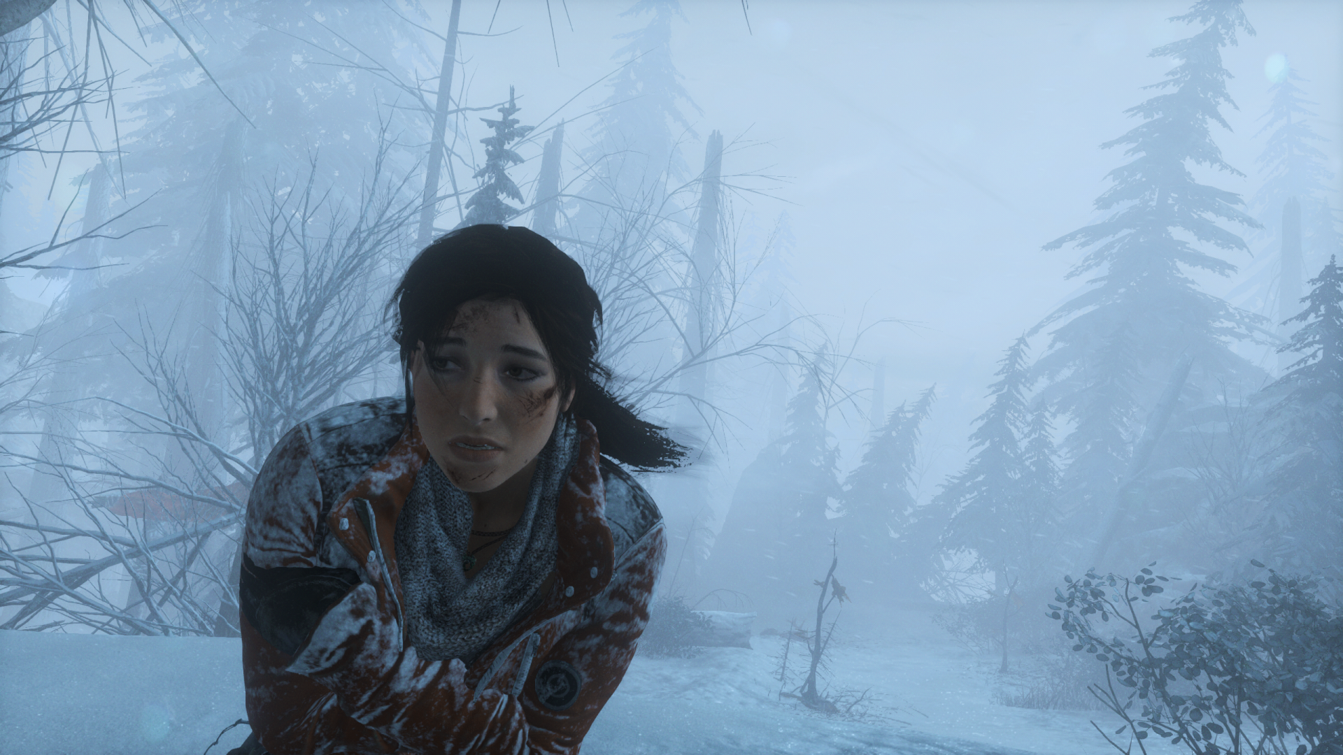 Rise of the Tomb Raider - Pure Hair - off-pcgh