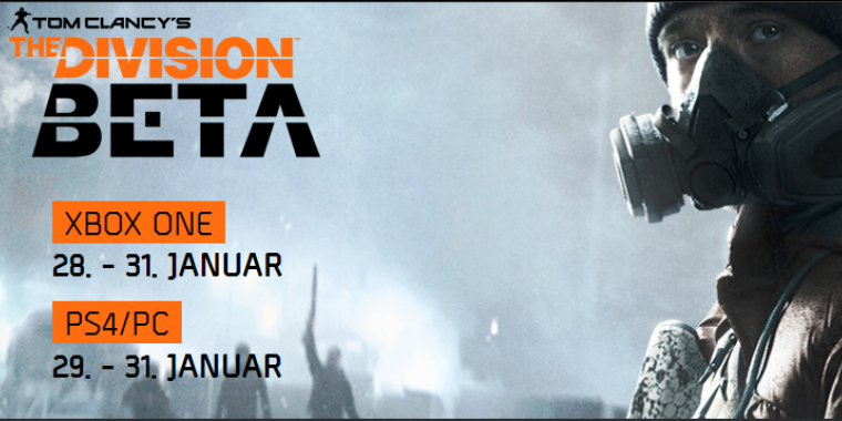 The Division Beta für PC, PS4, Xbox One: Start, Download, Zugang, Systemanforderungen - alle Infos (1)