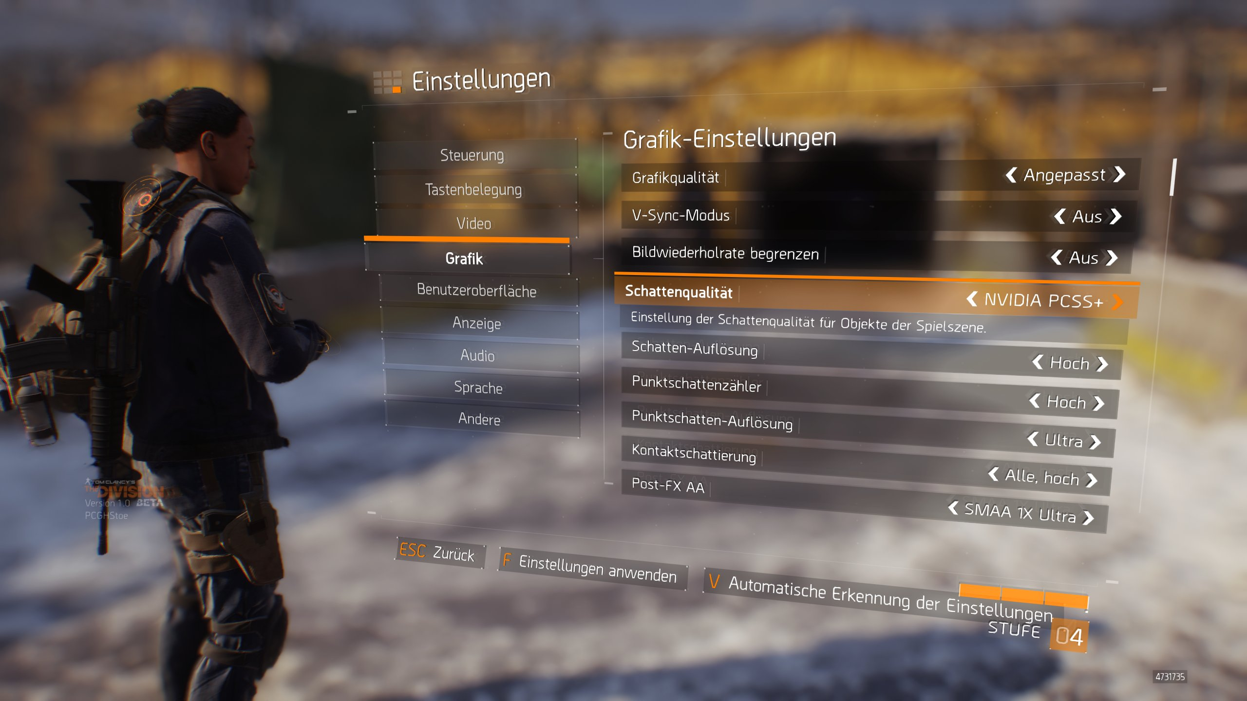 The Division Beta PC Menu-01-pcgh