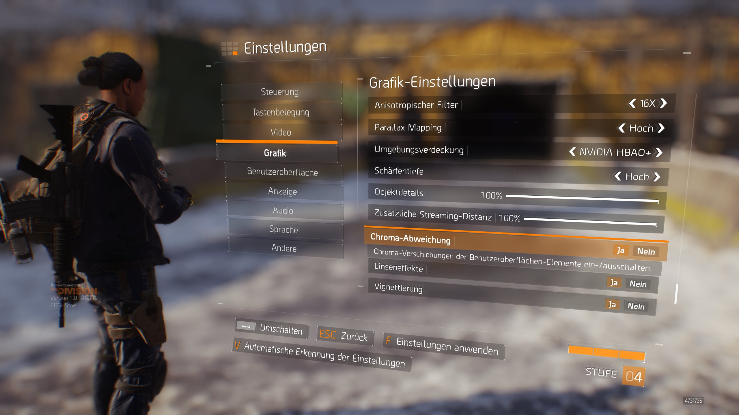 The Division Beta PC Menu-04-pcgh