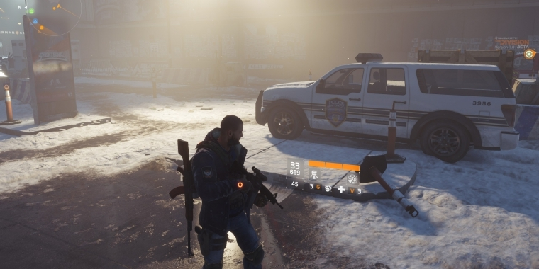 PC-Screenshot von The Division.