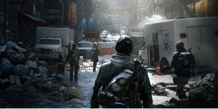 The Division PC: Vorsicht, UHD-Screenshot! (2)