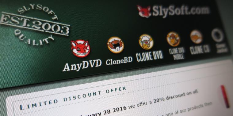 AnyDVD HD: Es könnte als Redfox weitergehen [Update: Wieder im Geschäft]