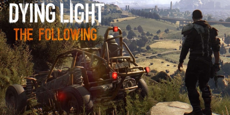 Dying Light: The Following - Enhanced Edition erschienen, aus Deutschland ohne VPN aktivierbar