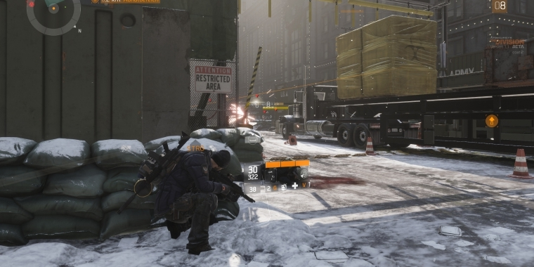 The Division: Gameplay-Video zeigt Level-25-Mission