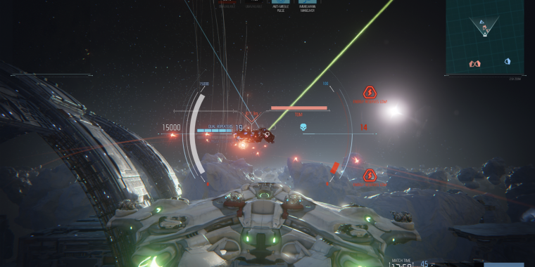 Dreadnought Screenshot