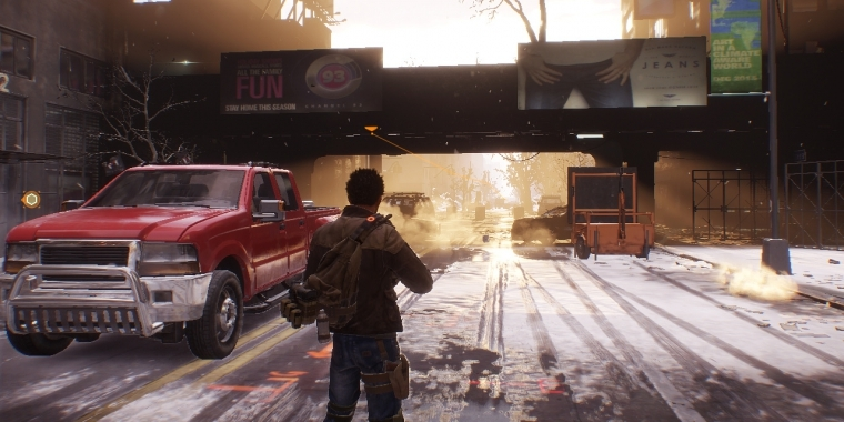 The Division: Mini-Update schließt drei Exploits