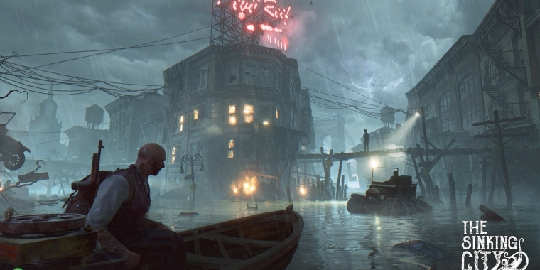 Frogwares arbeitet an The Sinking City.