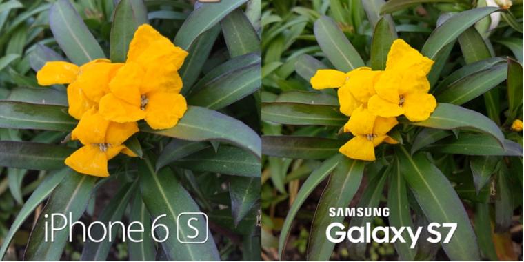samsung galaxy s7 kamera video vergleich mit dem iphone 6s plus. Black Bedroom Furniture Sets. Home Design Ideas