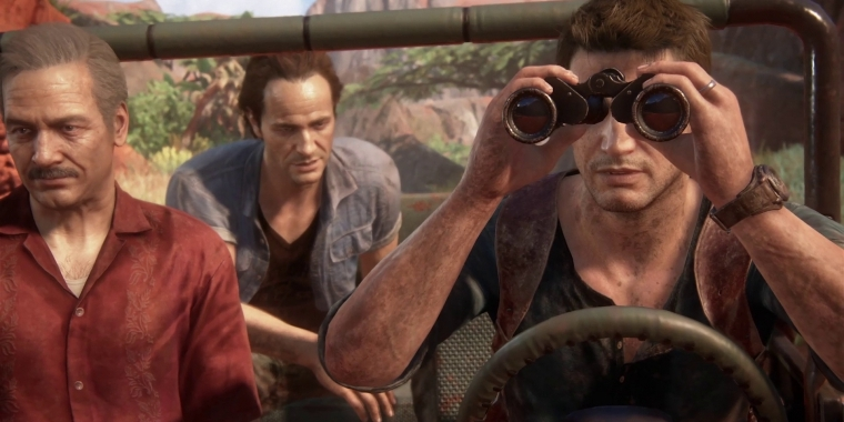 Uncharted 4: A Thief's End - Sony lässt sich in der Logistikkette beklauen