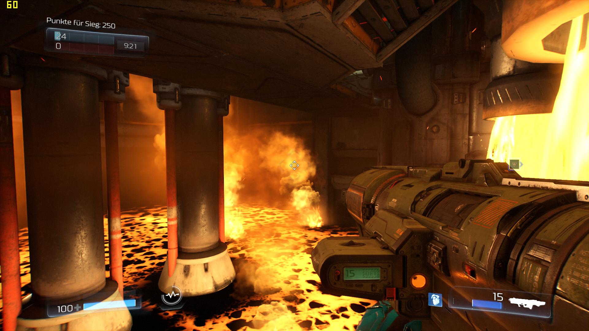 Doom Open Beta im Benchmark-Test: 60-Fps-Lock weiterhin aktiv, FoV