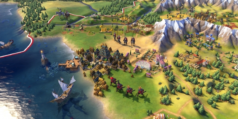 "Civilization 6: ""We have a plan for DirectX 12"" - Interview with Firaxis"