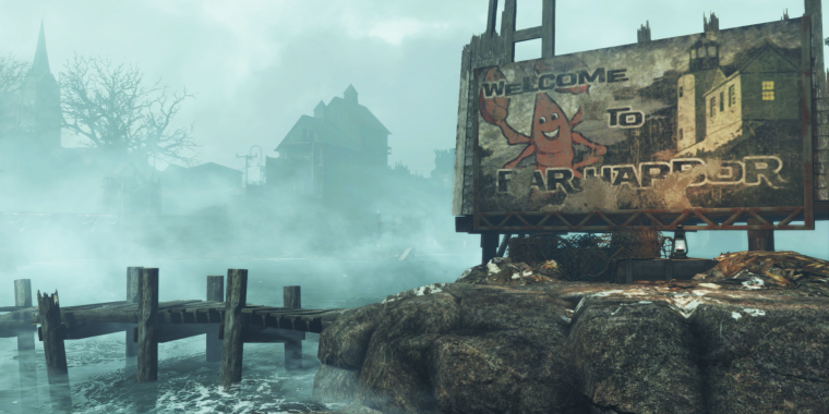 Fallout 4: So startet man den DLC 'Far Harbor' (1)
