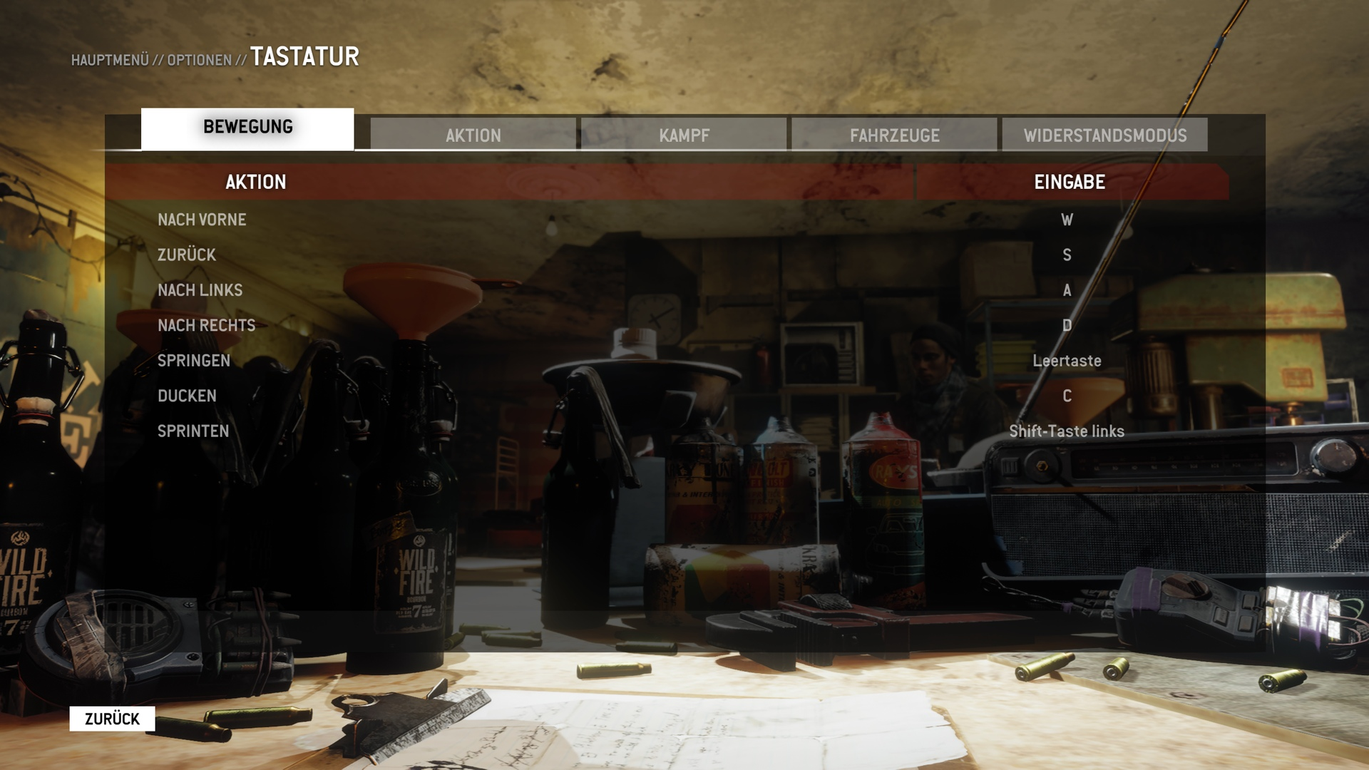 Homefront2 Menus-Tastatureinstellungen-pcgh