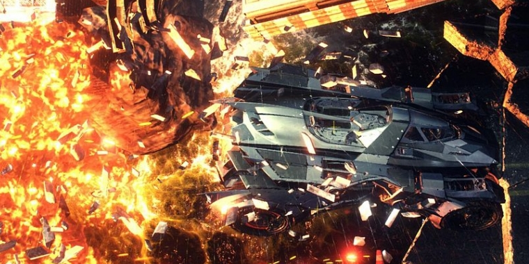 Batman: Arkham Knight (max. Details) - Screenshot von RRe36