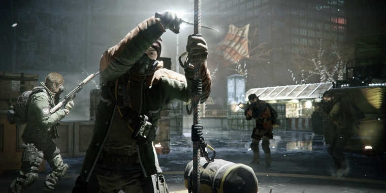 The Division: Redakteure bewerten Patch 1.2 im Let's Play-Video.