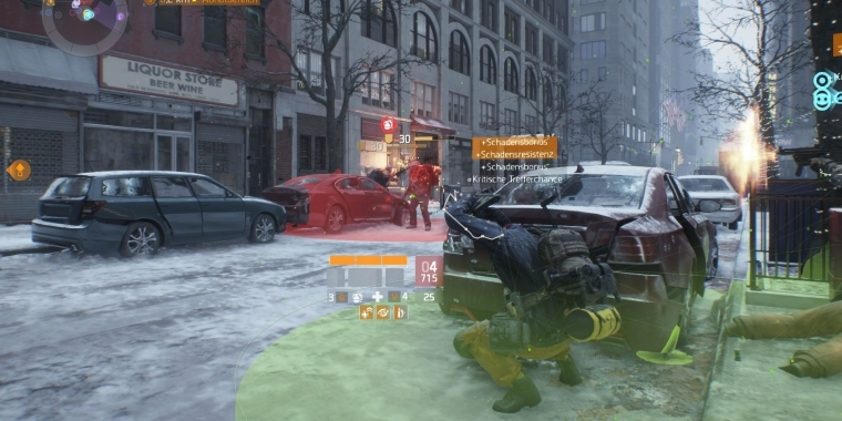 The Division: Die versteckten Bonus-Stats des Smart-Covers