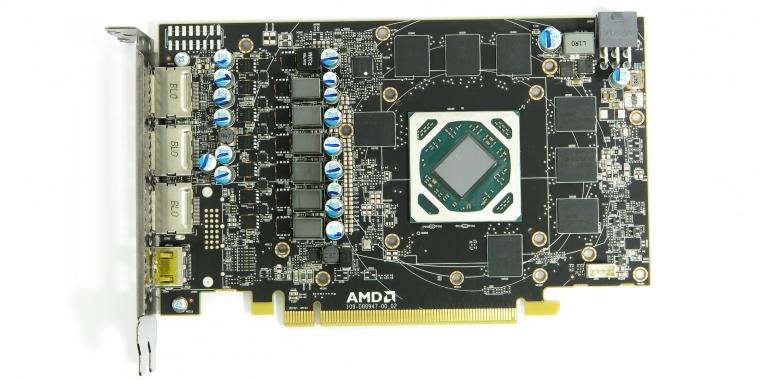 Radeon RX 480: Das PCB kann 600 Ampere ab und ist \