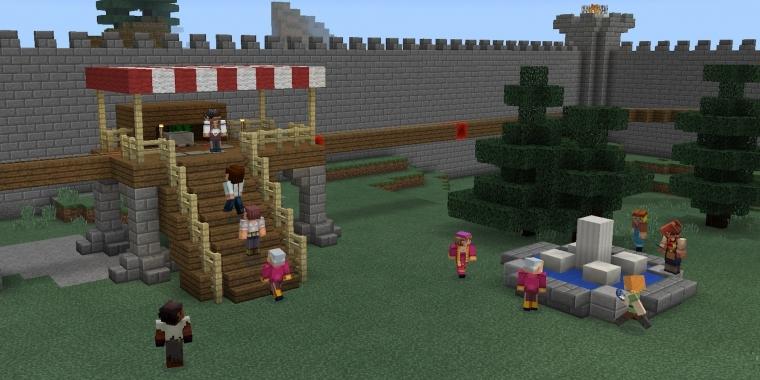 Playstation Darum Kein Crossplay Zu Xbox One Nintendo Switch Und PC - Minecraft ps4 pc zusammen spielen