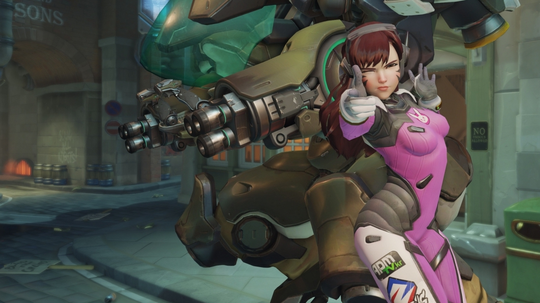 Overwatch-Benchmarks: Blizzards Shooter im Technik-Test mit 18 GPUs