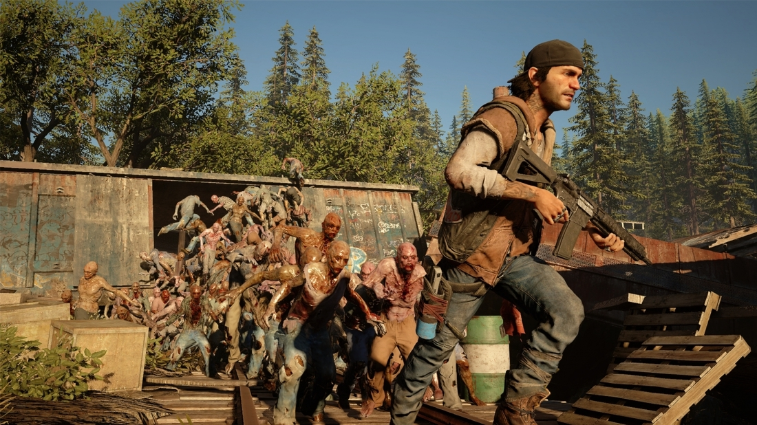 Days Gone für Playstation 4: The Last of Us trifft auf Sons of Anarchy