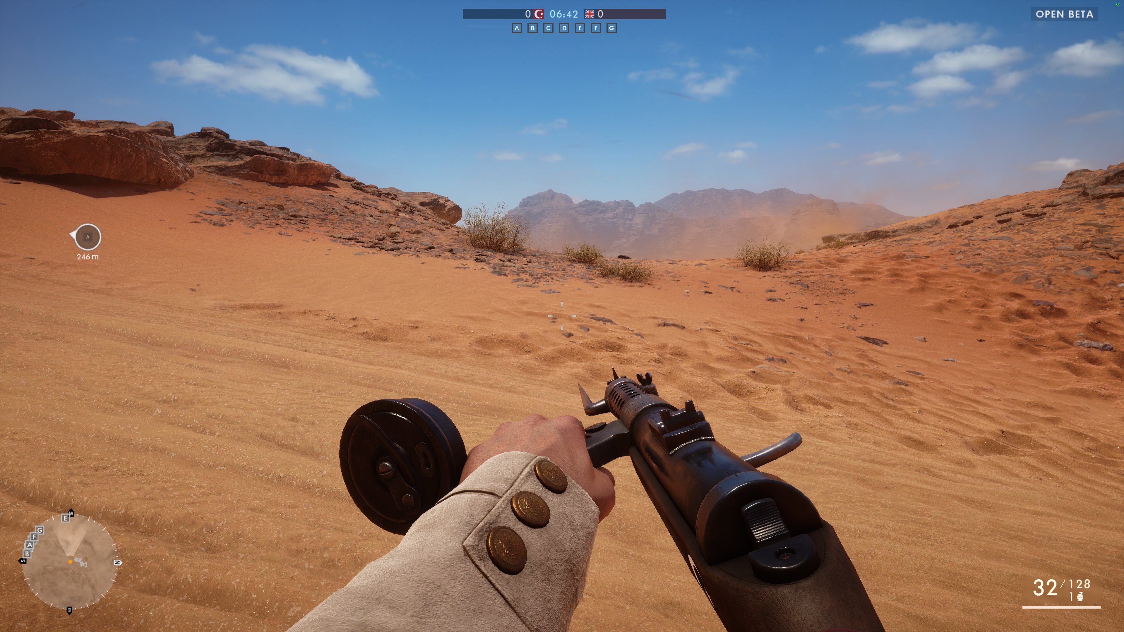 how to change resolution on bf1